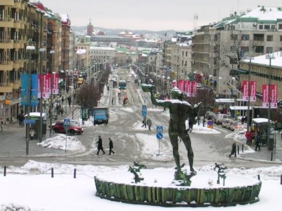 โกเธนเบิร์ก, สวีเดน: Göteborg-Poseidon