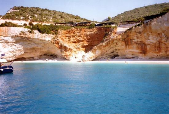 เลฟกาดา, กรีซ: the beautiful porto katsiki