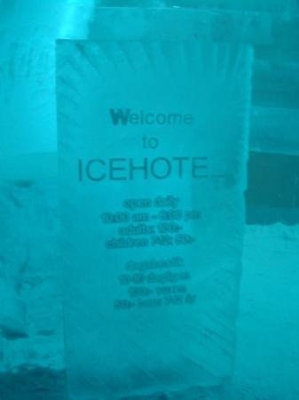 คีรูนา, สวีเดน: Ice Hotel