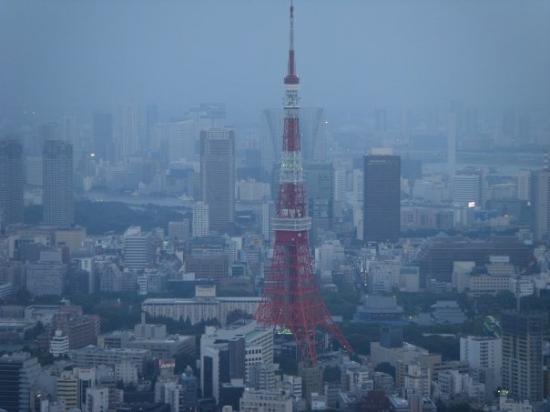 โตเกียวทาวเวอร์: TOKYO TOWER