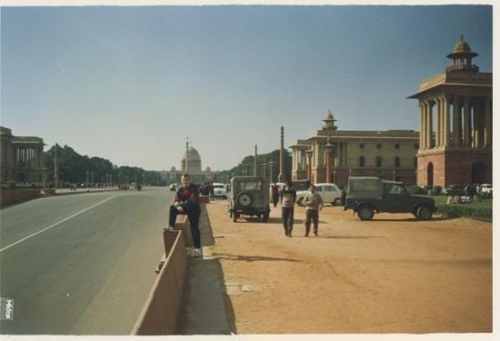 นิวเดลี, อินเดีย: New Delhi, India
