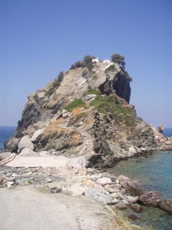 Skopelos ภาพถ่าย