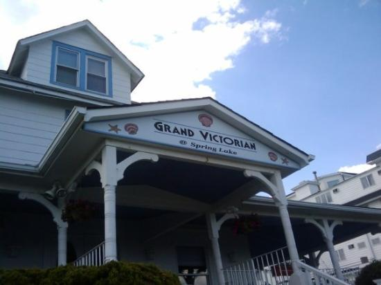 Grand Victorian at Spring Lake: Our home away from home...