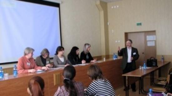 Voronezh, รัสเซีย: workshop-master class