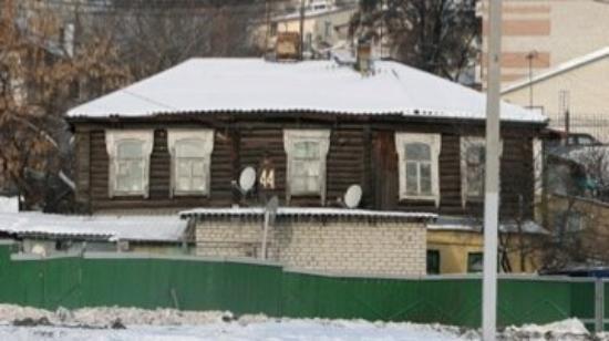 Voronezh, รัสเซีย: Piece of etnography