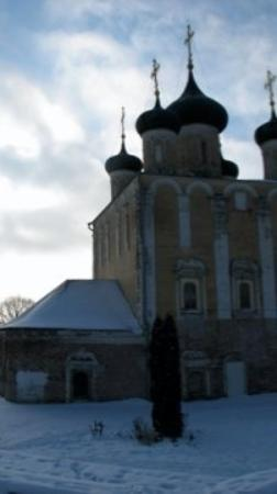 Voronezh, รัสเซีย: Churches and churches and churches...
