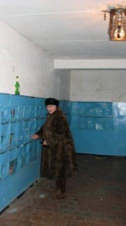Voronezh, รัสเซีย: Corridor for ordinary people