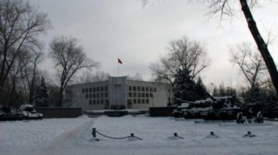 Voronezh, รัสเซีย: War is still deeply in the memories