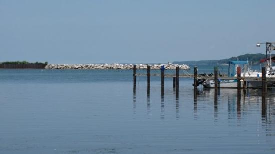 น้ำตกไนแอการา, แคนาดา: Lake Erie PA