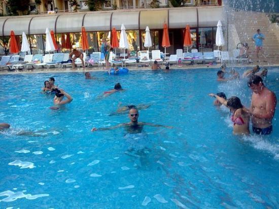 อาลานยา, ตุรกี: Alanya/Saphir hotel 2008-7-28