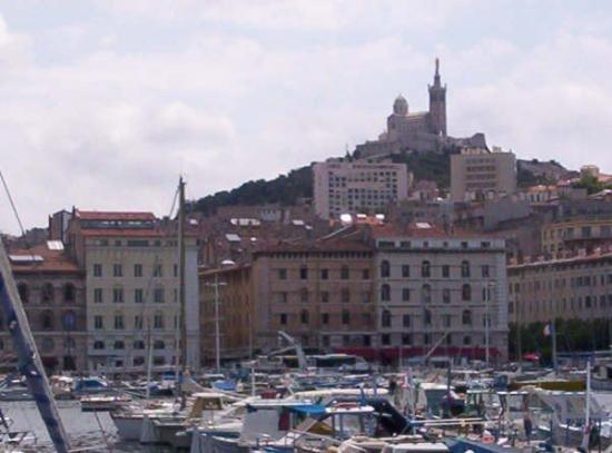 Old Port: Vieux Port, Marsella