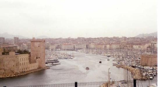 Old Port: El Vieux Port