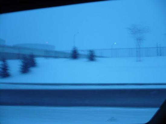 โตรอนโต, แคนาดา: Linda la nevada