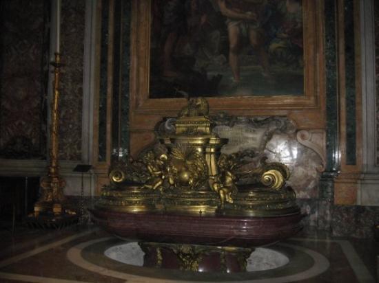 นครวาติกัน, อิตาลี: St. Peters Baptismo