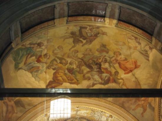 นครวาติกัน, อิตาลี: St. Peters Michelangelo art
