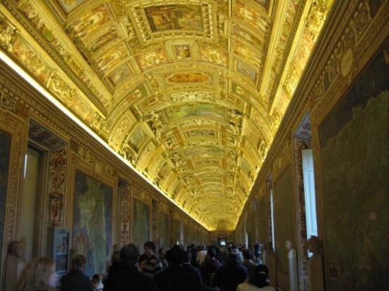 นครวาติกัน, อิตาลี: Michelangelo
