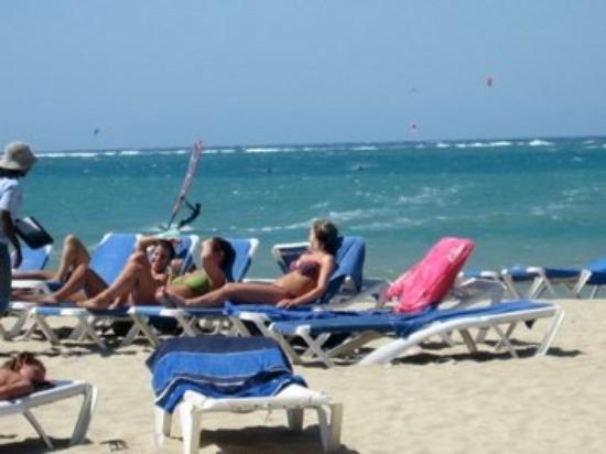 สาธารณรัฐโดมินิกัน: Check out the windsurfing