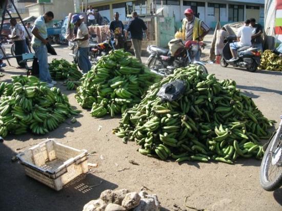 สาธารณรัฐโดมินิกัน: Fruit market