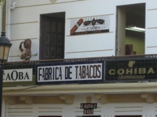 สาธารณรัฐโดมินิกัน: I found the Dominican Cohiba Cigar factory