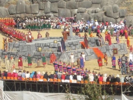กุสโก, เปรู: Are sacrifices still Legal in Peru?