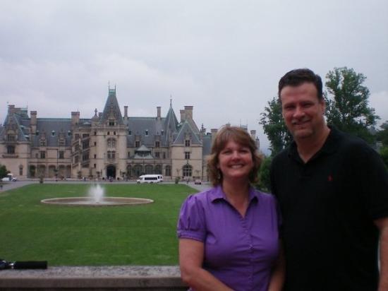 Biltmore Mansion in North Carolina