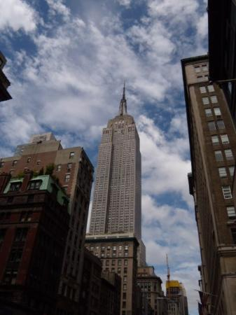 Empire State Building: THE EMPIRE...
