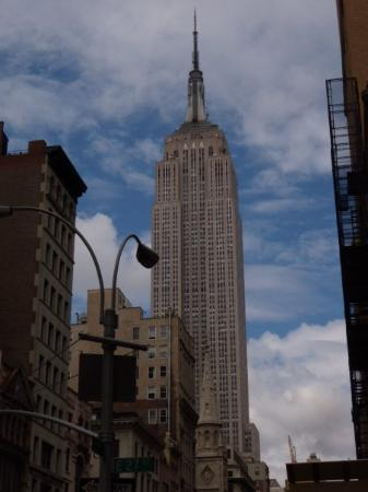 Empire State Building: THE EMPIRE....