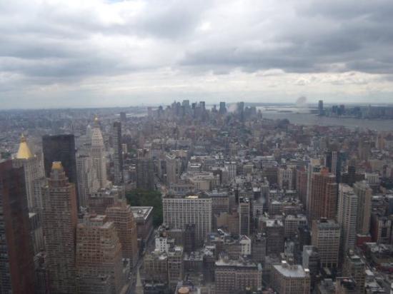 Empire State Building: VISTA DAL 63° PIANO... 1