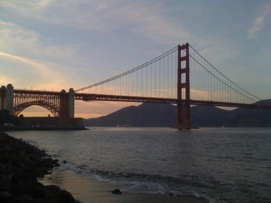 สะพานโกลเดนเกท: Golden Gate