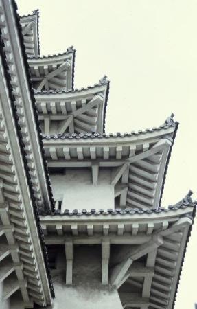 ฮิเมจิ, ญี่ปุ่น: CASTILLO DE HIMEJI 姫路城, Himeji-jō