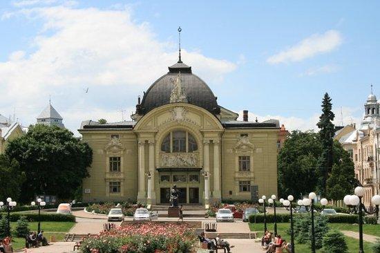 Chernivtsi Drama Theatre