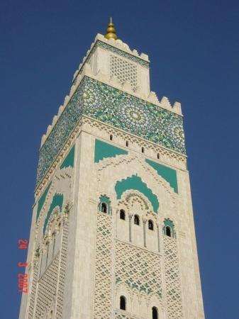 สุเหร่าฮัสซันที่ 2: Kazablanka