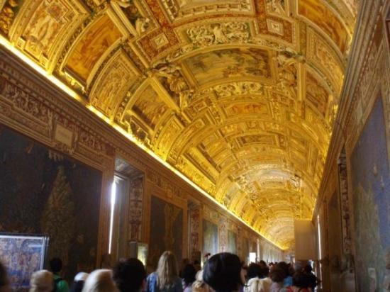 พิพิธภัณฑ์วาติกัน: Vatikan