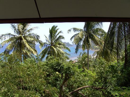OK View Bungalows : View from our balconey.