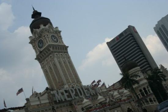 National Mosque (Masjid Negara): Kuala Lumpur