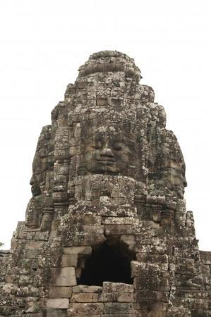 ปราสาทบายน: Cambodia - Bayon Tempel