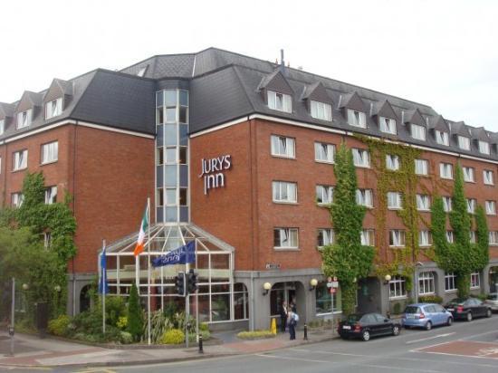คอร์ก, ไอร์แลนด์: unser Hotel