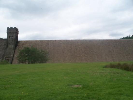 Bakewell, UK: Derwent Dam