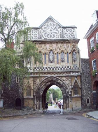Norwich Cathedral Gateway