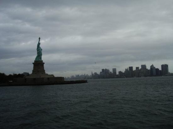 Statue of Liberty: New York