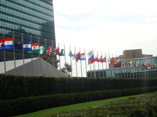 United Nations Headquarters: United Nations