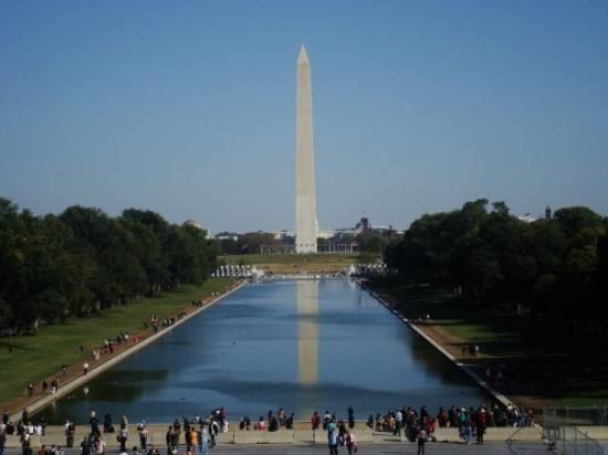 Washington Monument: I have a Dream