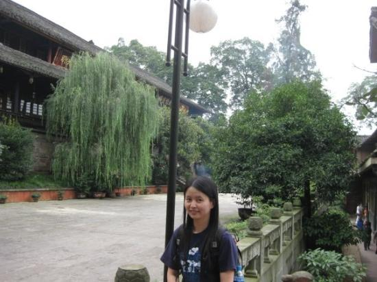 Mount Emei (Emeishan): Smoke is coming out of my head~