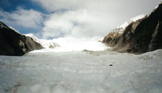 ฟรานซ์โจเซฟ, นิวซีแลนด์: Franz Josef Glacier