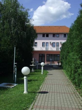 Slavonski Brod, โครเอเชีย: the dorm
