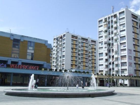 Slavonski Brod, โครเอเชีย: center