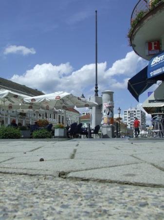Slavonski Brod, โครเอเชีย: korzo