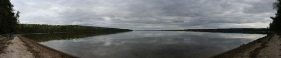 ปรินซ์อัลเบิร์ต, แคนาดา: A little landscape. This is a 180 degrees!