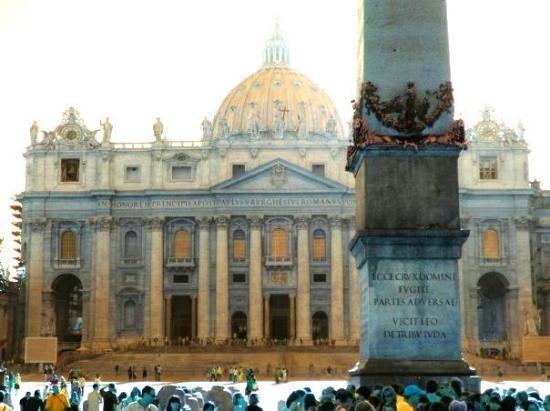 นครวาติกัน, อิตาลี: Vatican City, St. Peter's Square