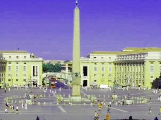นครวาติกัน, อิตาลี: St. Peter's Square, Vatican City